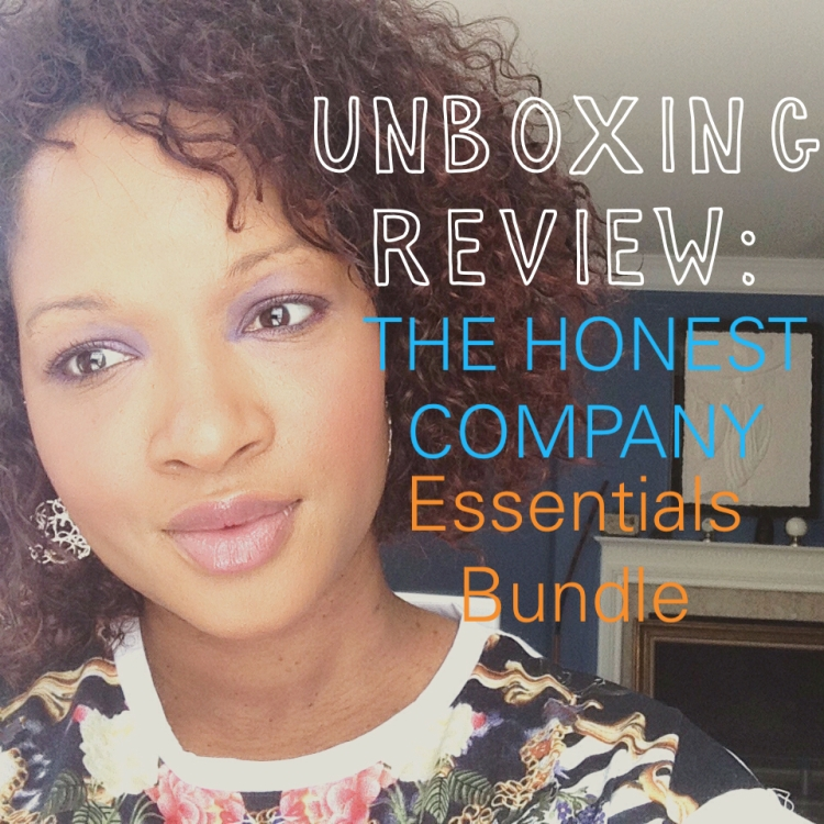 UNOBXING REVIEW: The Honest Company Essentials Bundle