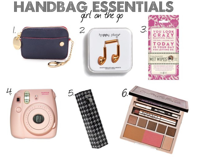 FAVORITE THINGS: HANDBAGS ESSENTIALS