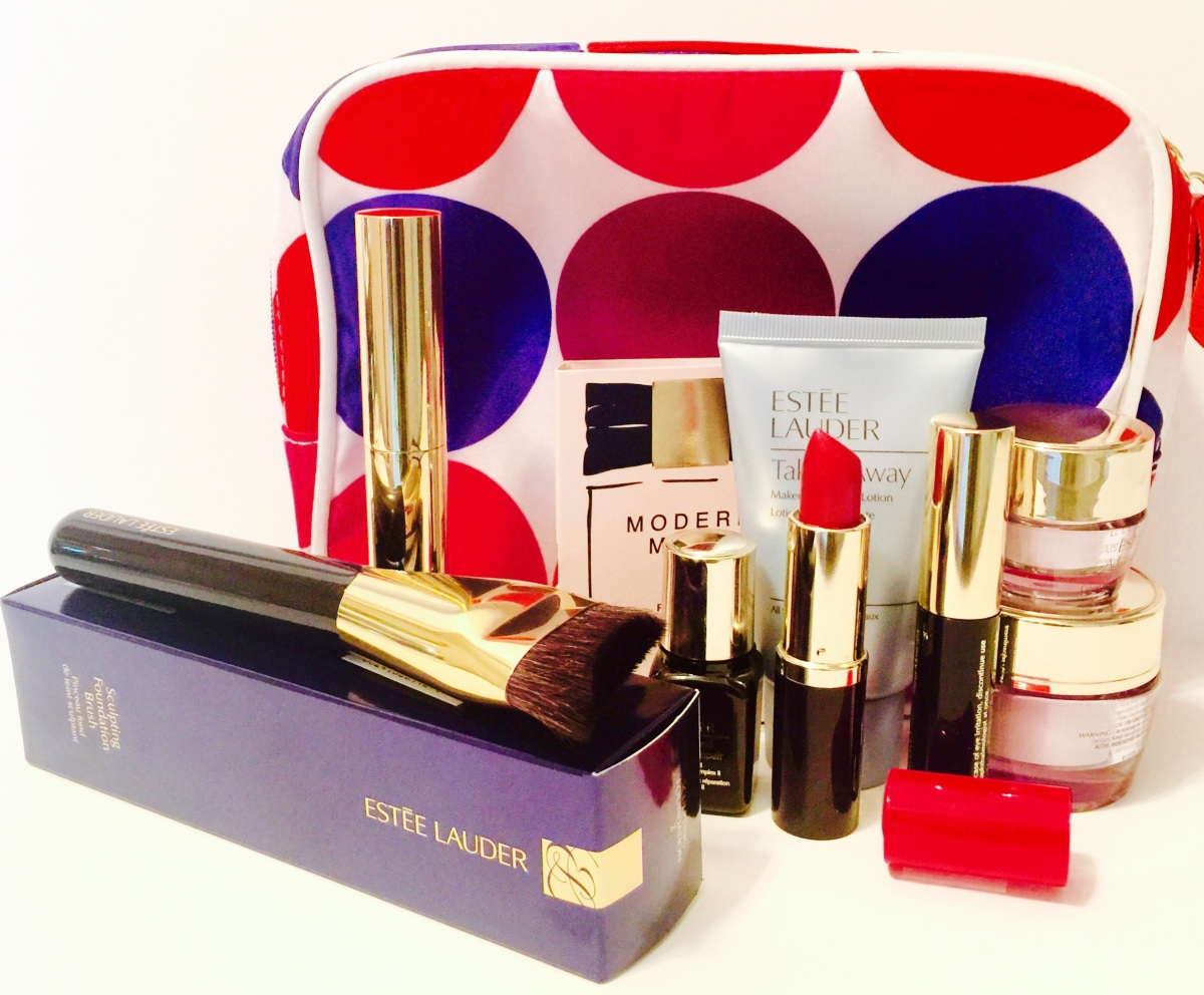 BEST IN BEAUTY: ESTEE LAUDER MAKEUP HAUL