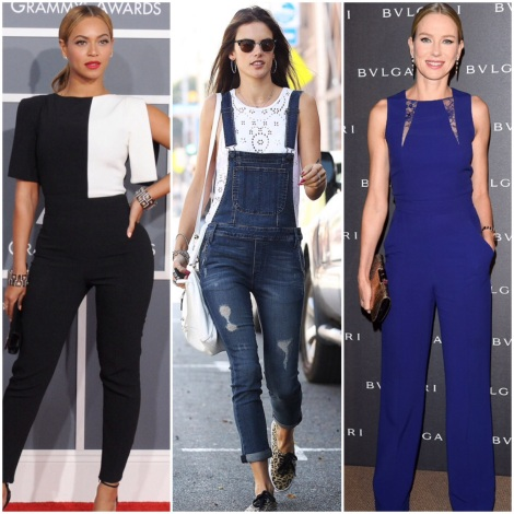 What & Wear: Jumpsuits & Overalls