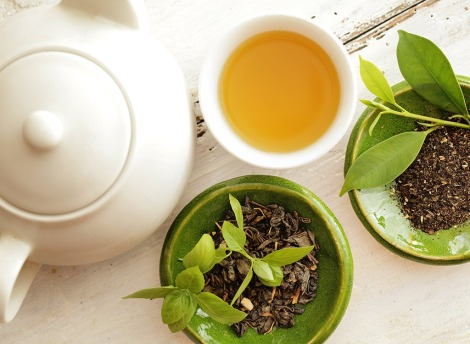 Beauty Hacks: Green Tea