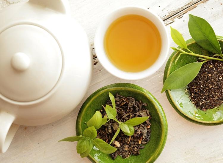 Beauty Hacks: Green Tea